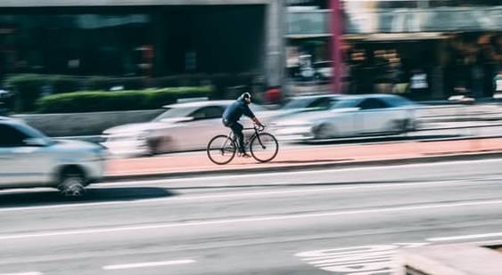 Szybki rower miejski