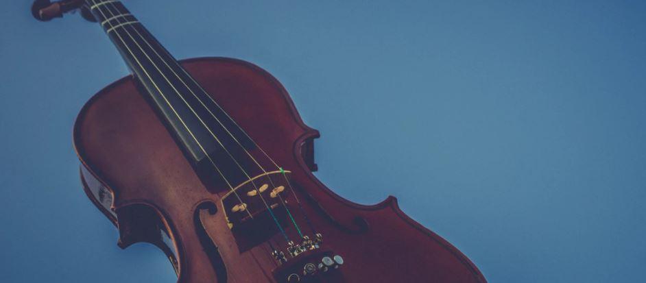 Profesjonalne skrzypce