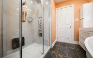 kabina prysznicowa - mała łazienka